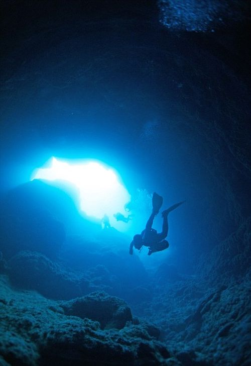 Breathtaking Underwater Caves From Turkey To Japan