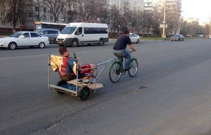 In Russia Crazy Is The New Normal