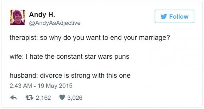 Tweets About Married Life That Will Tickle Your Funny Bone