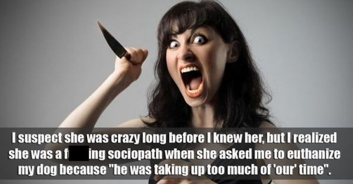 People Share Insane Stories About How Their Crazy Ex Became A Crazy Ex