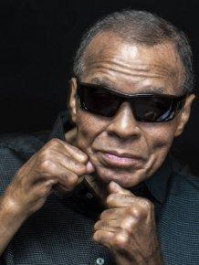 The Last Portrait Ever Taken Of Muhammad Ali