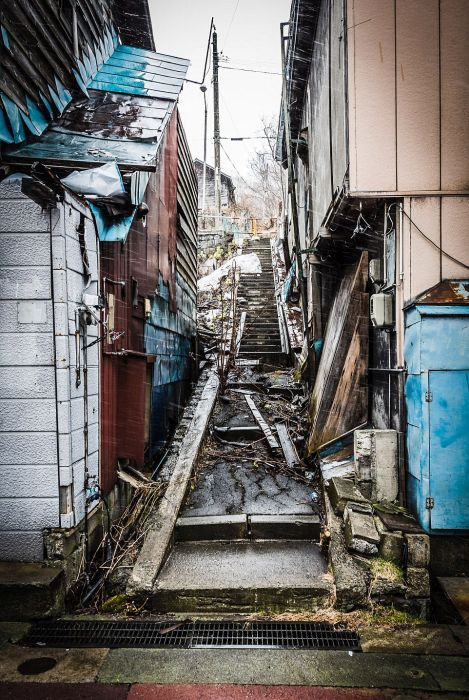Inside The Japanese Mining City Of Yubari