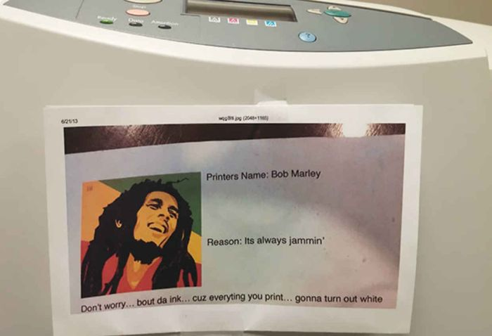 Hilarious Notes Help Make Work A Lot More Enjoyable