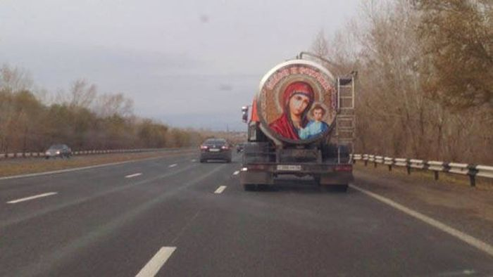 Many Strange And Surprising Things Can Happen Out On The Road