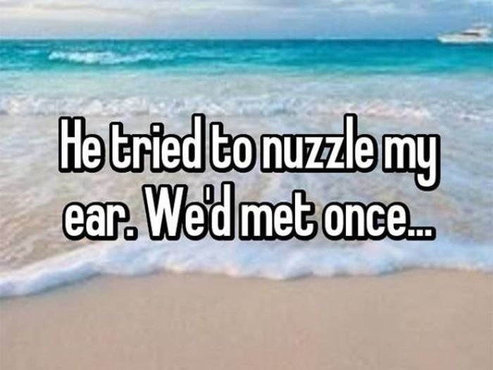 People Share Awkward First Date Horror Stories Fun