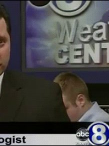 The Best Live News Blooper Gifs The Internet Has To Offer