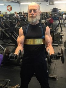 J.K. Simmons Is Getting Shredded For Justice League