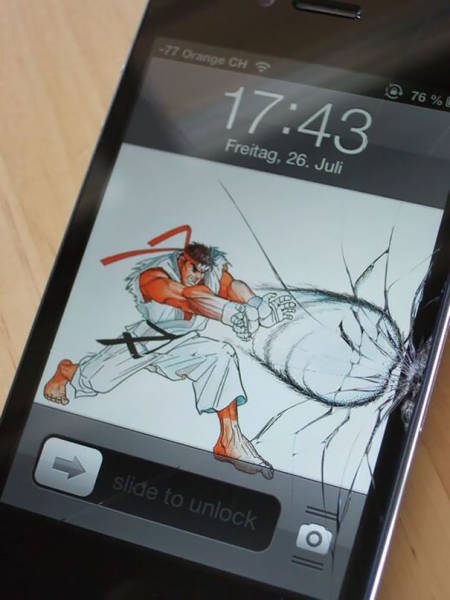 Easy Ways To Instantly Improve Your Cracked Phone Screen