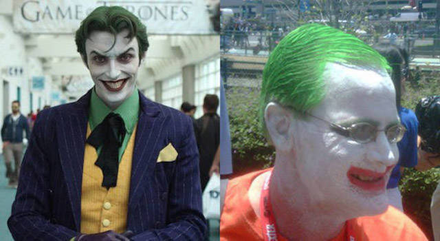 Epic Cosplay Wins Side By Side With Brutal Cosplay Fails