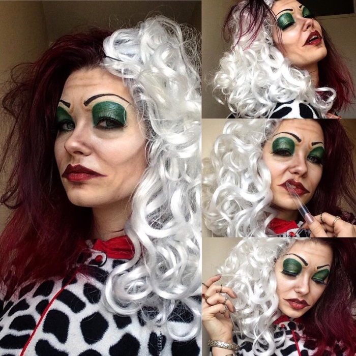 Talented Student Shows Off Serious Makeup Skills Like a Boss