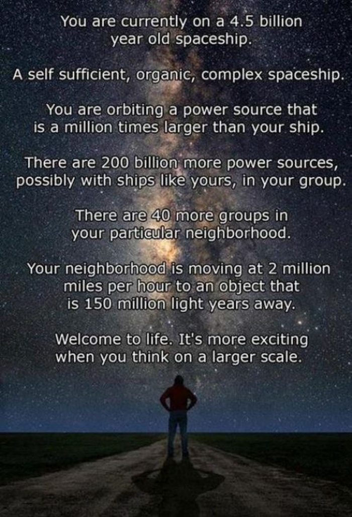 Facts About Space That Will Expand And Your Mind