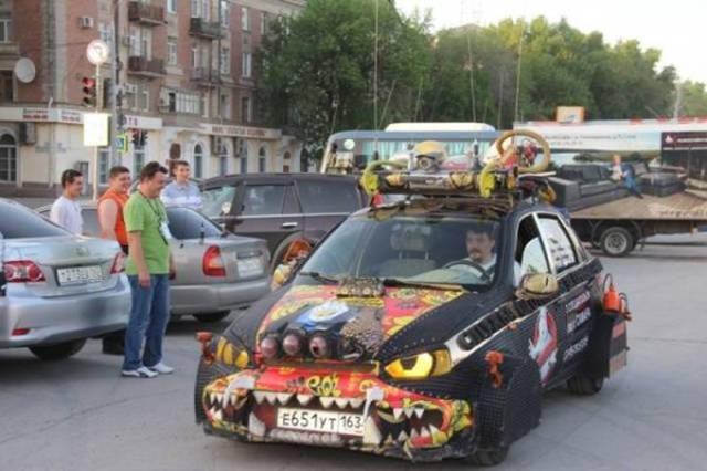 Cool Custom Cars That Blow Away Everything Else On The Road