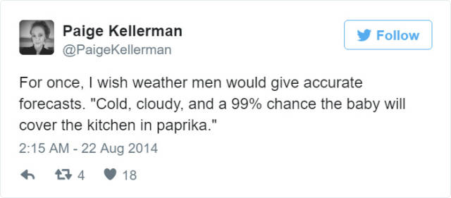 Tweets About Babies That Will Definitely Make Your Day