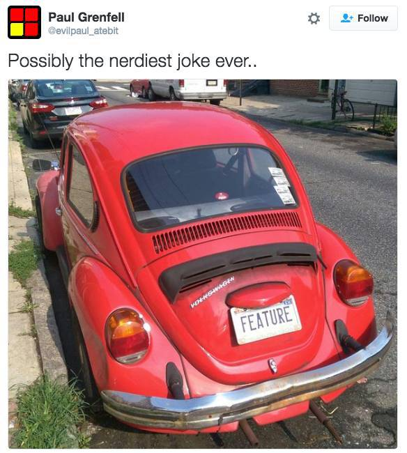 You Don't Have To Be A Huge Nerd To Appreciate These Intellectual Puns