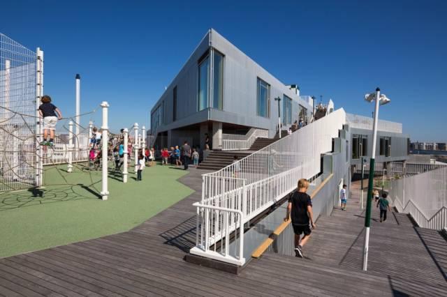 Copenhagen School Wins Prestigious Architecture Award