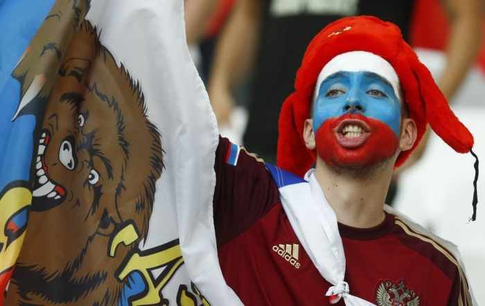 Passionate Soccer Fans From Different Countries Around The World
