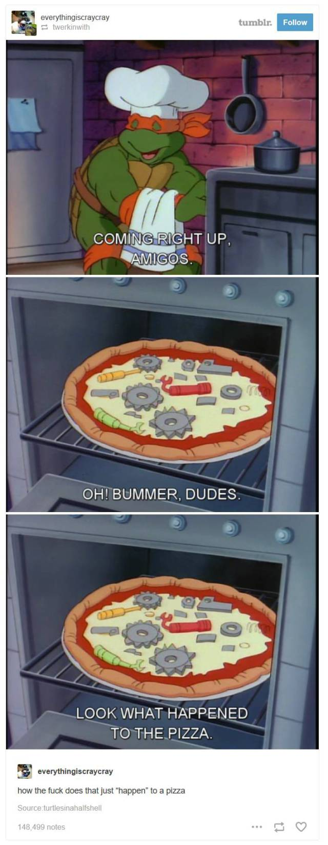 Tumblr Posts About Pizza That Are Absolutely Perfect