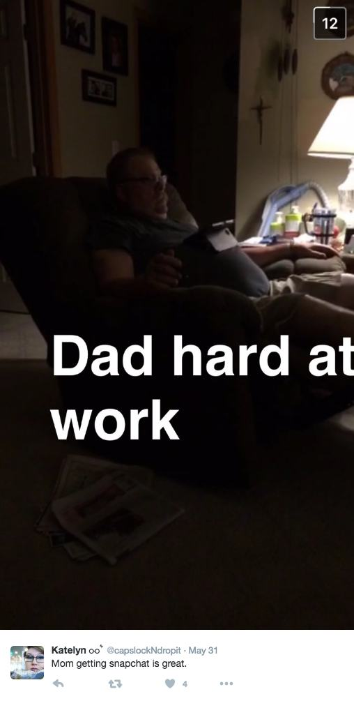 Funny Moms Who Have Totally Mastered Snapchat