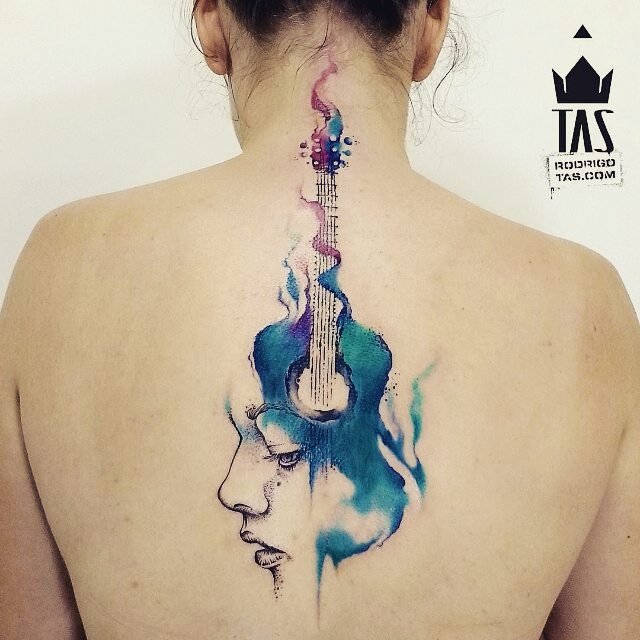 Tattoo Art That Was Made To Blow The Minds Of Tattoo Lovers