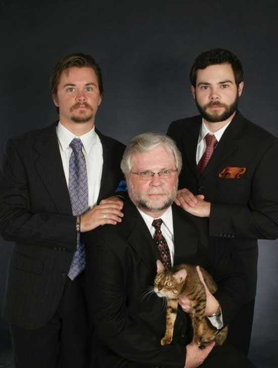 Hilariously Awkward Dad Photos In Honor Of Father's Day