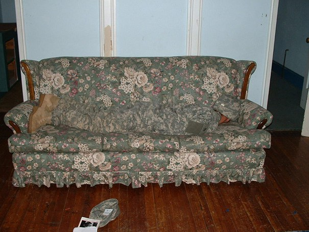 People Who Have Mastered The Art Of Urban Camouflage