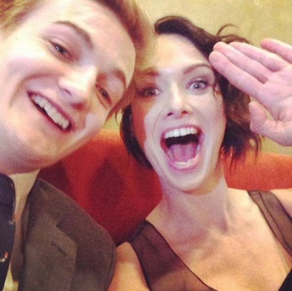 What It Looks Like When Game Of Thrones Actors Hang Out In Real Life