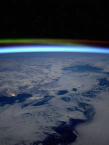 Stunning Photos Of Planet Earth From The International Space Station