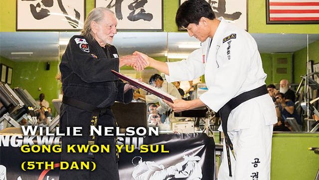 Celebrities Who Also Happen To Be Black Belts