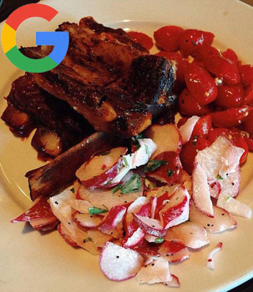 Here's What Google, Pixar And Apple Employees Eat For Lunch