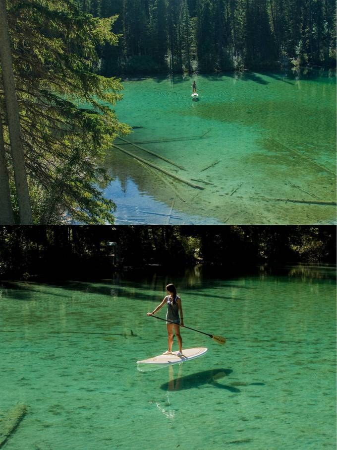Soothing Pictures Of Beautiful Crystal Clear Waters