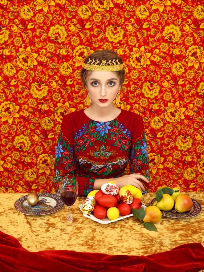 Slavic Girls Pose For Stunning Portraits