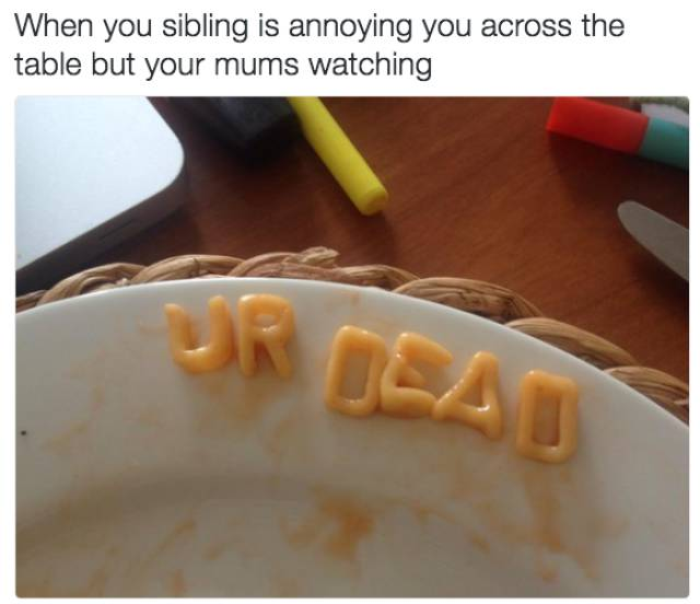 Life With Siblings Can Be Challenging