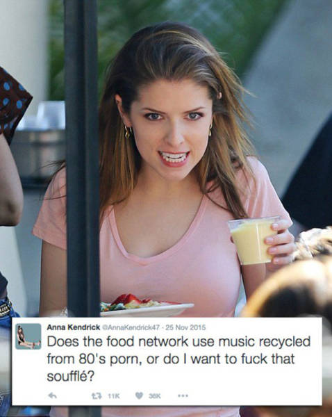 Anna Kendrick's Twitter Page Is A Hilarious Source Of Entertainment