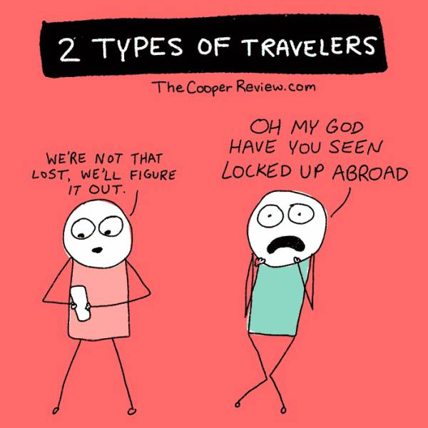 There Are Only Two Types Of Travelers In This World, Which One Are You?
