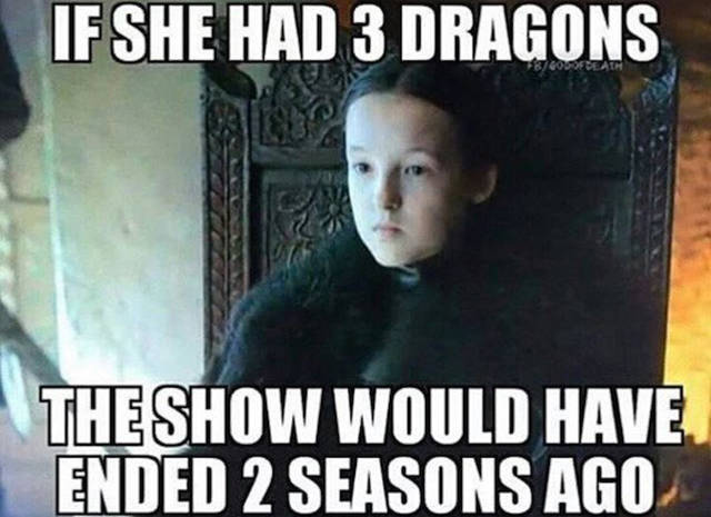 The Best Game Of Thrones Memes The Internet Has To Offer, part 2
