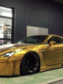 Carved Nissan GT-R Impresses At Tokyo Motor Show 2016