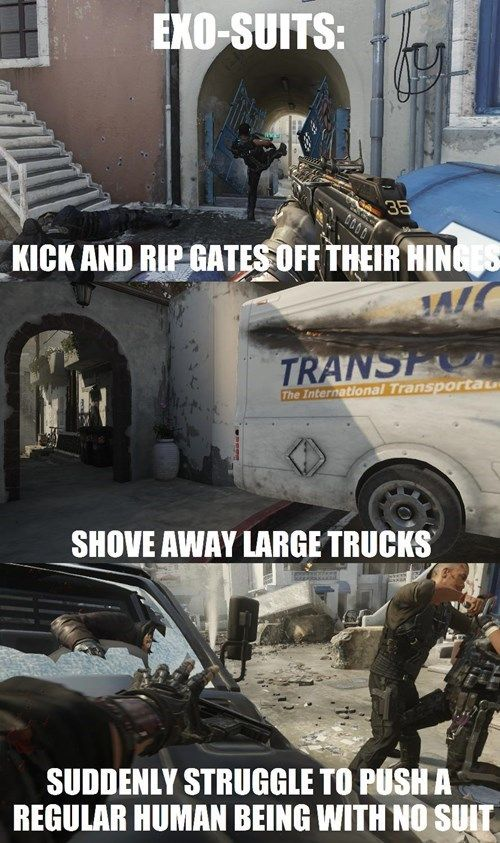 Video Games And Logic Don't Play Well Together