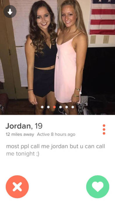 Girls On Tinder Really Don't Like To Hold Anything Back