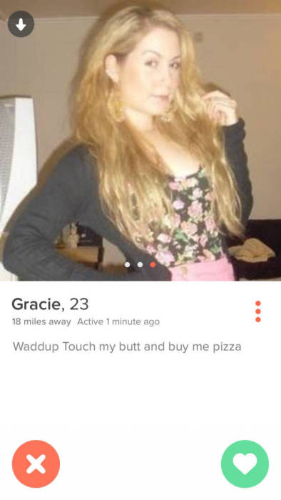 Girls On Tinder Really Dont Like To Hold Anything Back