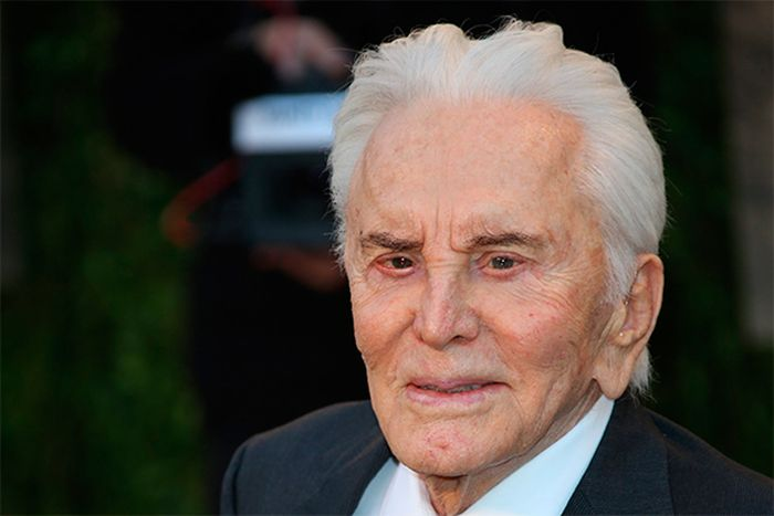 Kirk Douglas Is One Of The Last Surviving Stars From Hollywood's Golden Age