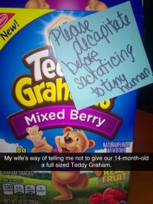 Photos That Prove Mom Jokes Can Be Funny Too