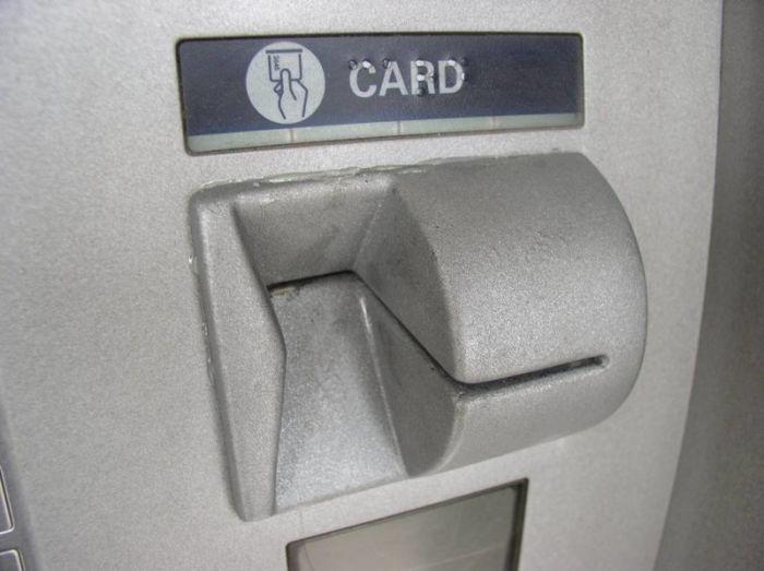 Scam ATM