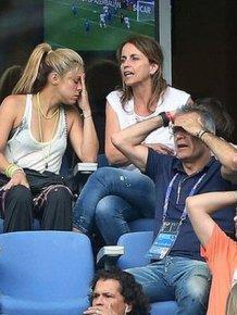 Shakira Reacts To Her Husband's Loss At Euro 2016