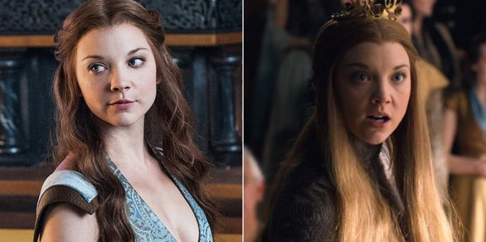 The Game Of Thrones Cast Back In The Day And Today