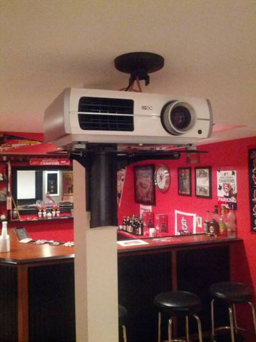 Epic Man Caves That Are Every Dude's Dream Come True