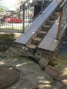 Construction Fails Courtesy Of People Who Clearly Need To Be Fired