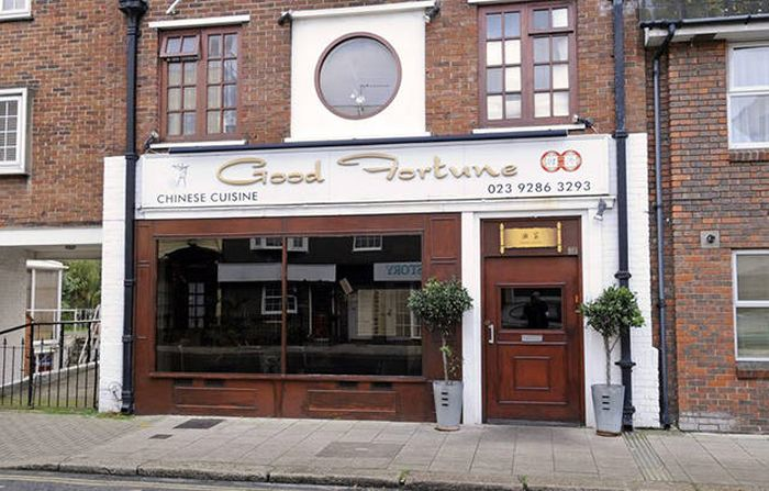 Chinese Restaurant Good Fortune In England Needs Some Serious Work
