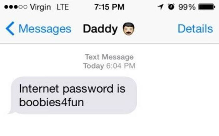 Parents Send The Most Cringeworthy And Awkward Texts