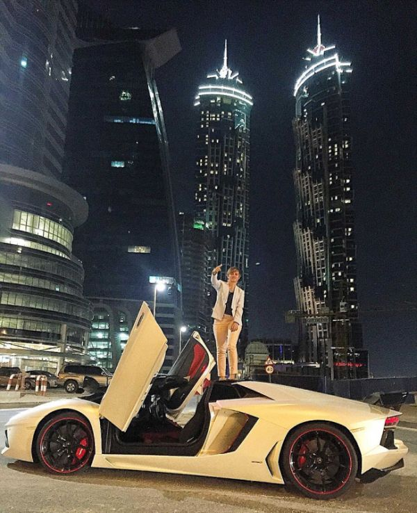 Russian Rich Kids Live Very Enchanted Lives