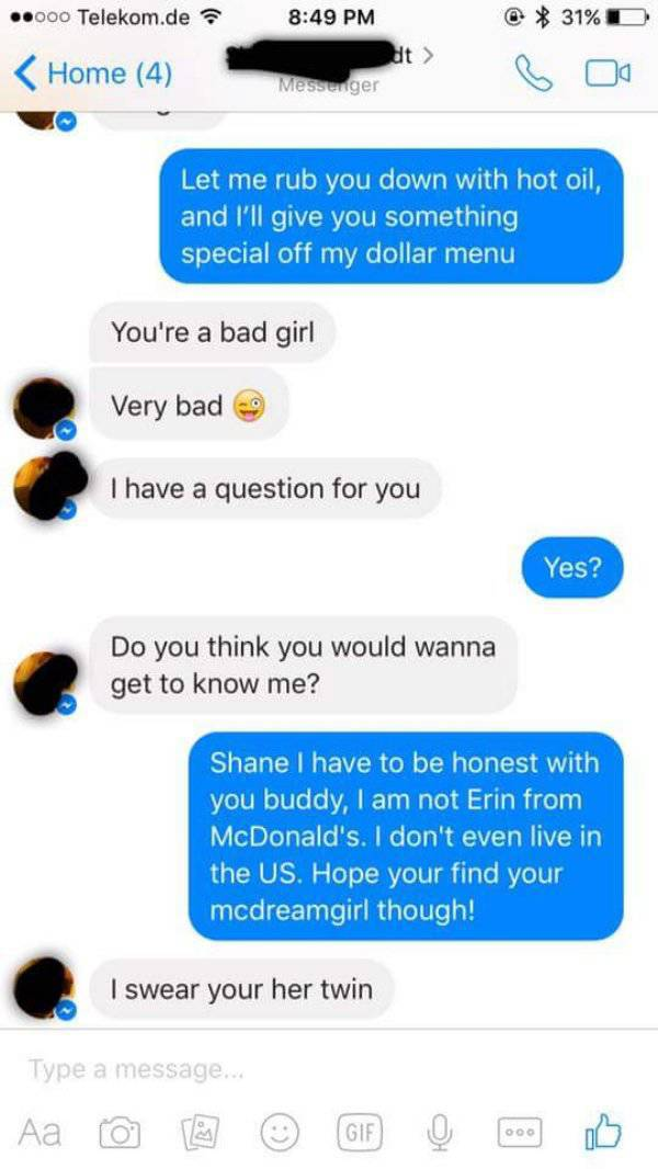 Mcdonald's Employee Gets Trolled While Looking For A Coworker On Facebook